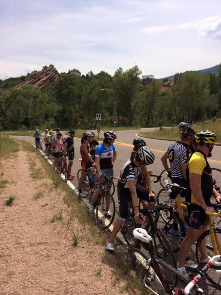 Cycling Clinic in Colo