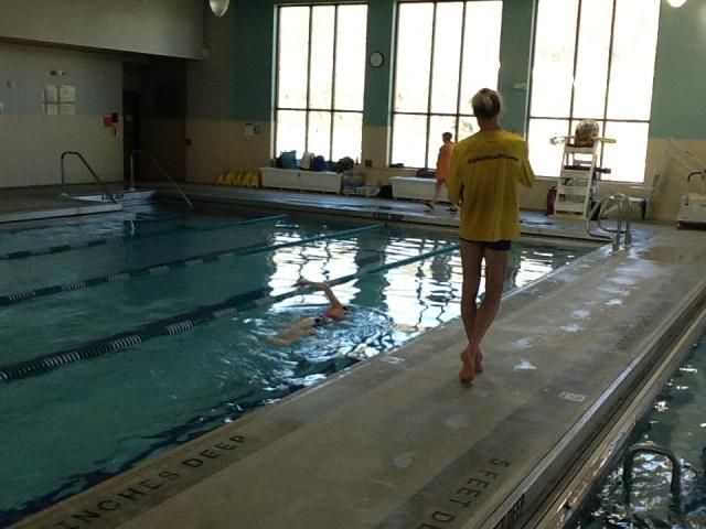 Swim Vid1
